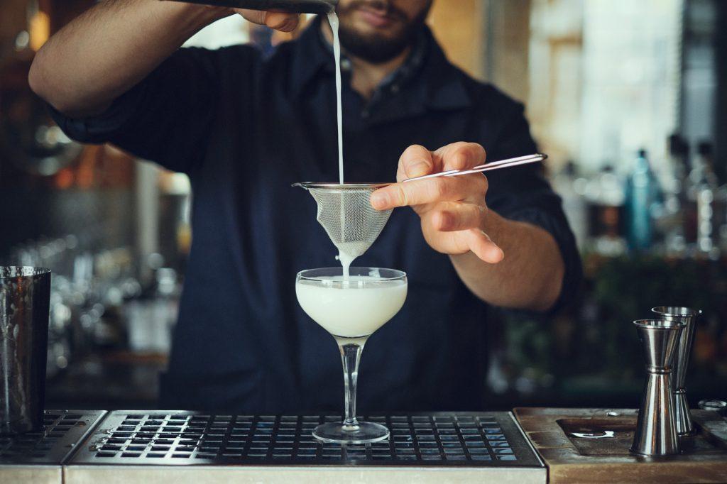 East London Liquor Company cocktail
