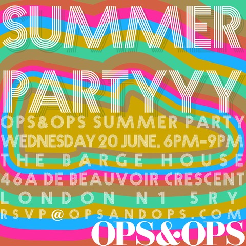 Ops&Ops Summer Party